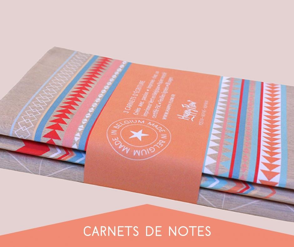 Carnets de notes A6