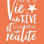 Citation de Antoine de Saint-Exupéry qui me motive au quotidien pour réaliser mes projet et mes rêves.