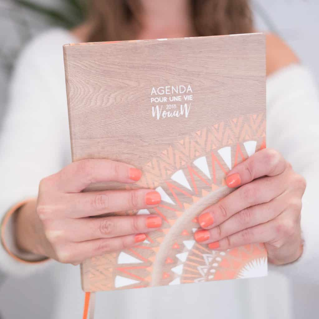 Agenda WouaW 2018 de HappyFlow
