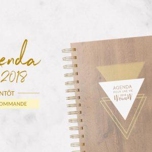 Un agenda unique alliant développement de soi et design. HappyFlow positif, inspirant et inspirant.